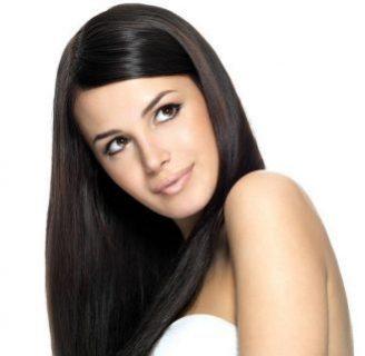 Straight Hair natural treatment