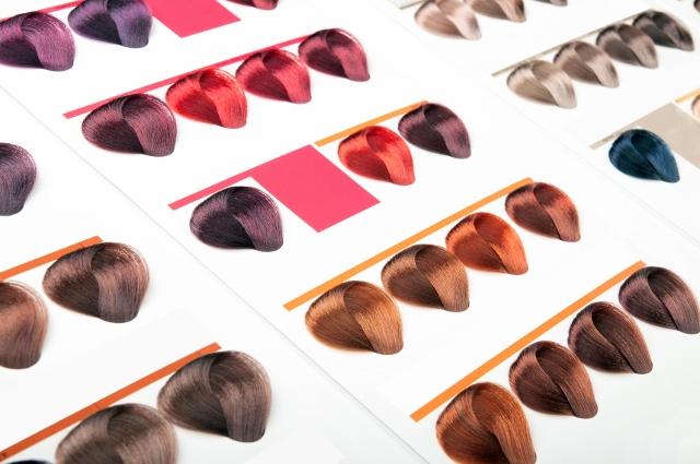 Organic Hair Colouring Information