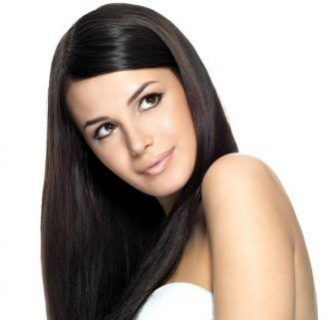 Straight Hair natural treatment
