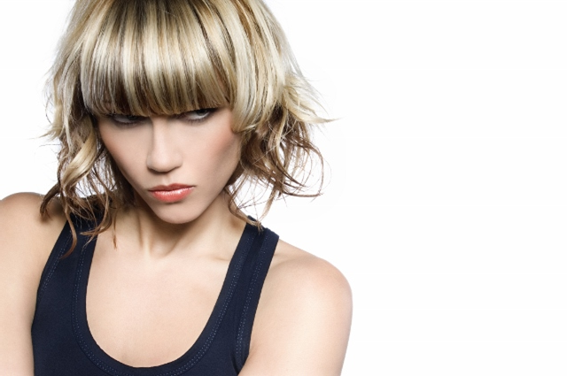 Hair Highlights and Foils - Organic Hair Salon
