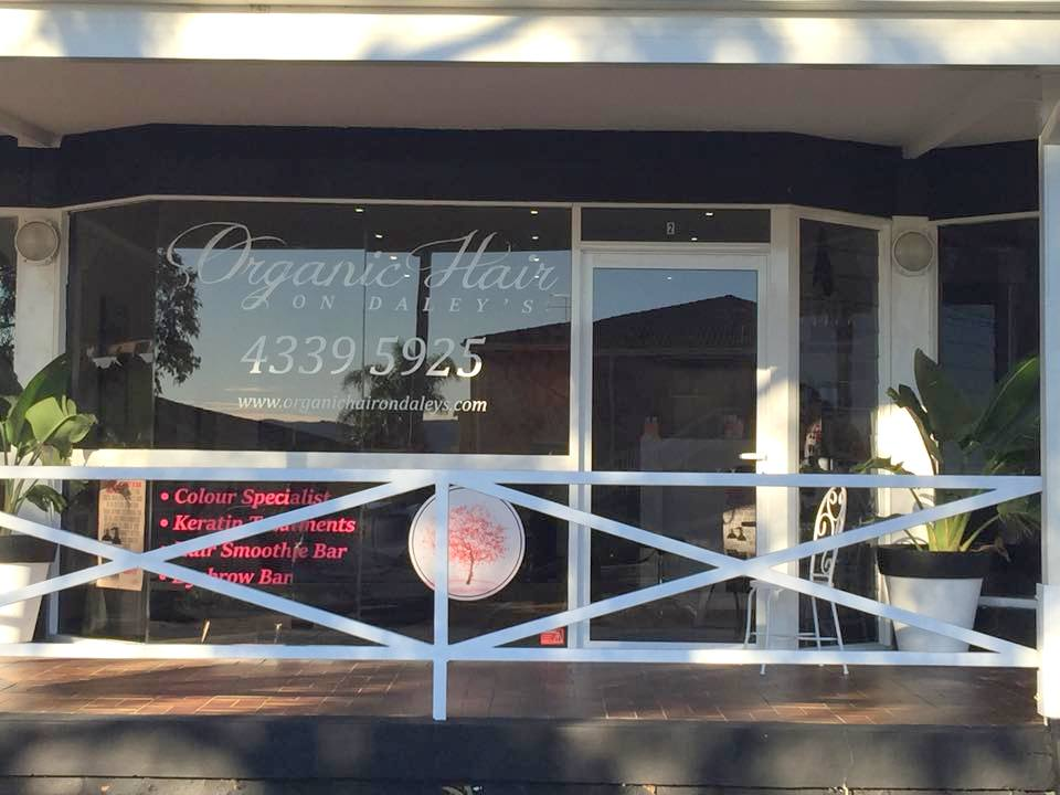 Organic Hairdresser Daleys Point Central Coast NSW (3)